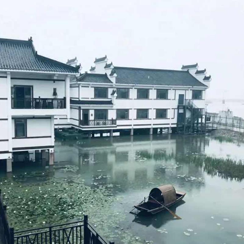 洪泽湖旅游度假村